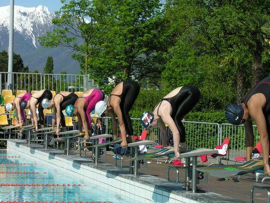 Finswimming IV
