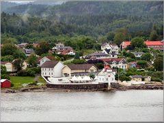 Fiordo di Oslo.
