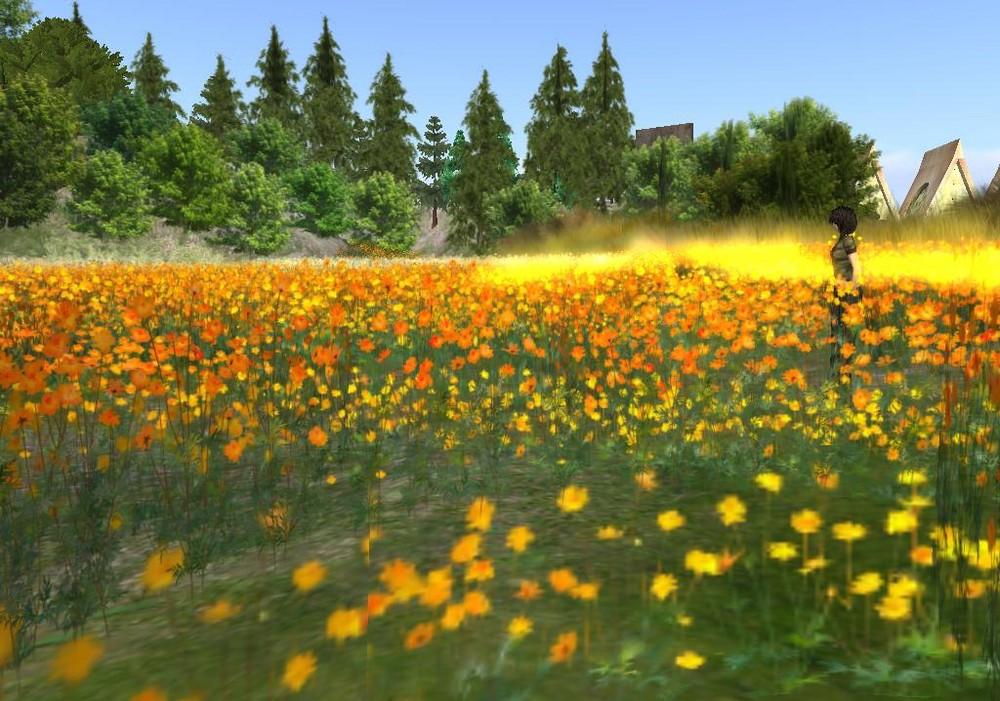 fiori virtuali