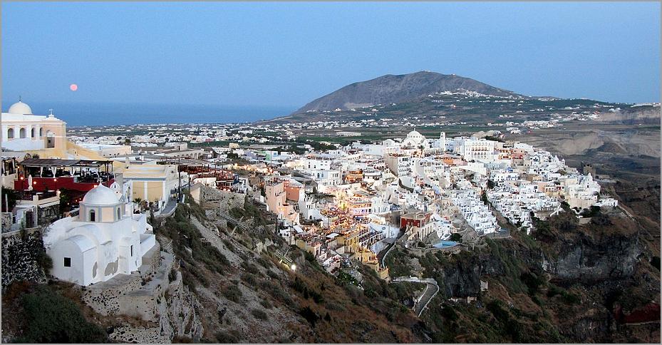 Fira-Thira Santorini