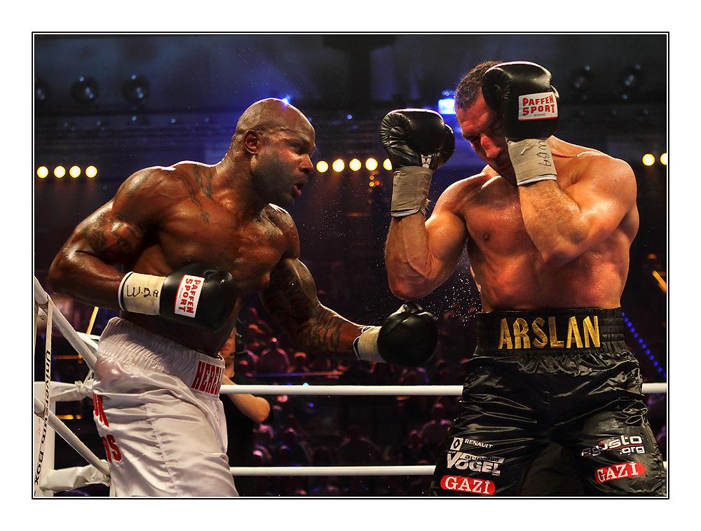 Firat Arslan vs Steve Herelius 3.7.2010 #2
