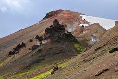 Fire and Ice - Landmannalaugar/ Iceland (Juni 2012)