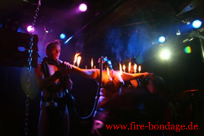 fire bondage