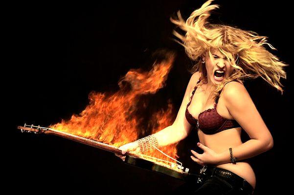 FIRE-GIRL