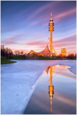 Fire & Ice | Olympiaturm München