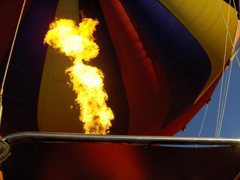 Fire ? Oh yeeeah .