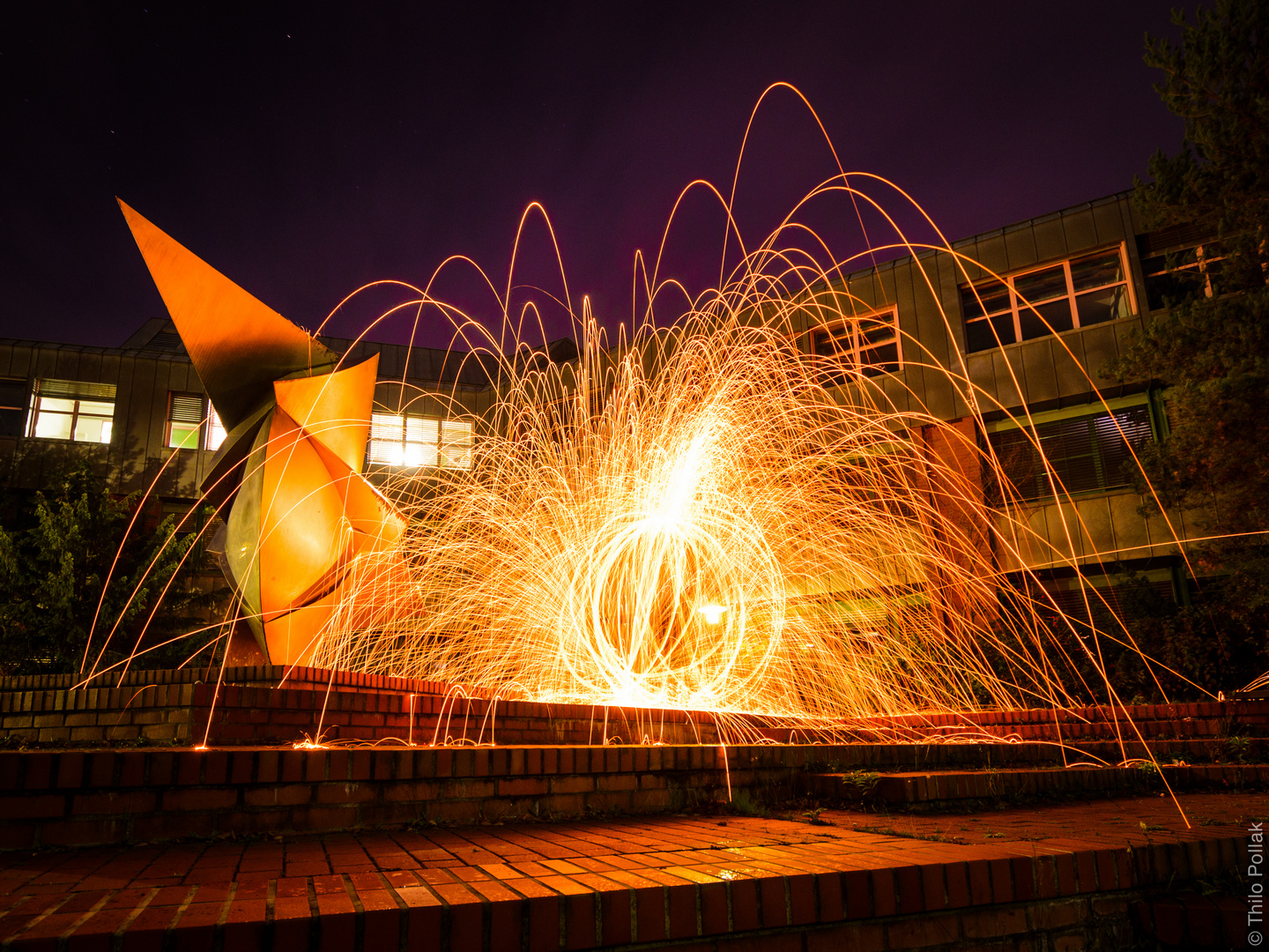 fire orb campus