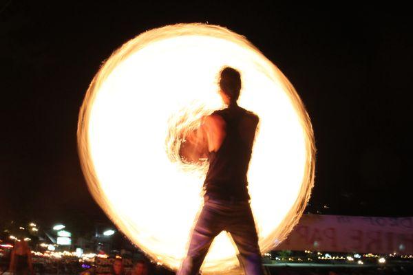 Fire Player - Thailand