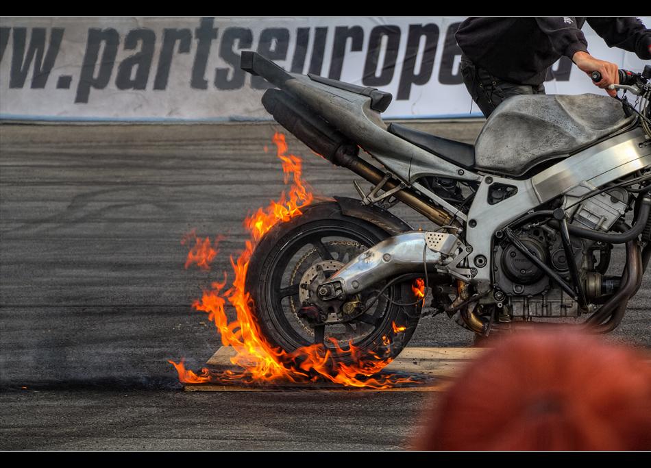 fire rider II