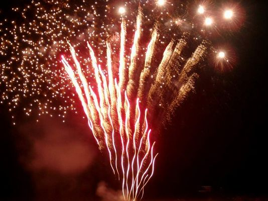 fire works