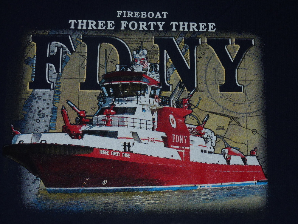 Fireboat 343 FDNY