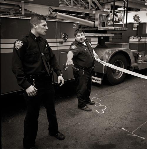 Firefighter in New York (im Mai!!)
