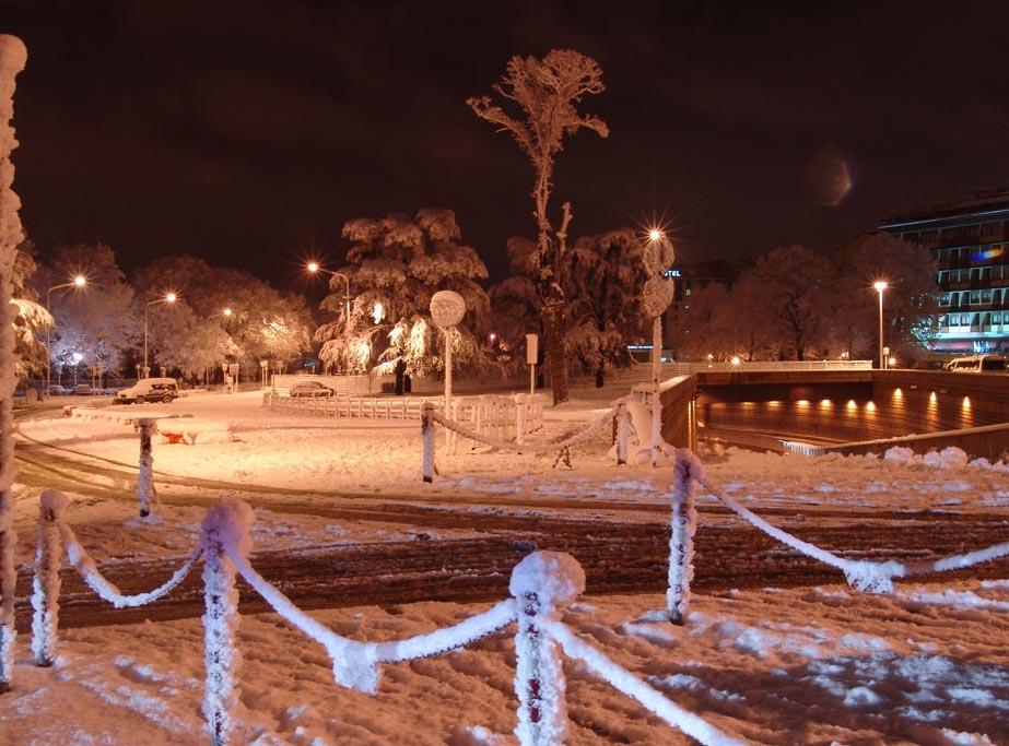 Firenze d'inverno