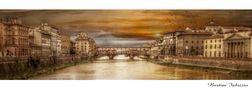 IT: firenze (ponte vecchio) von fabrizio bertini