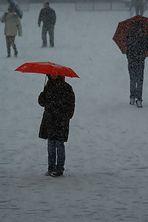 Firenze sotto la neve