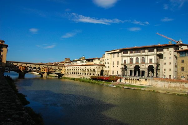 Firenze Vista Ponte Vecchio