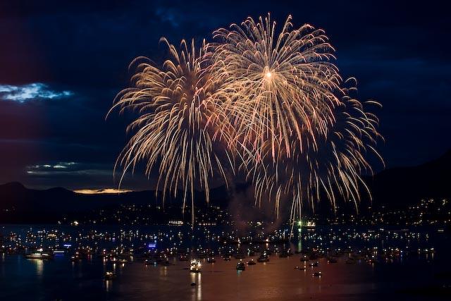 fireworks von Giwi-Katja