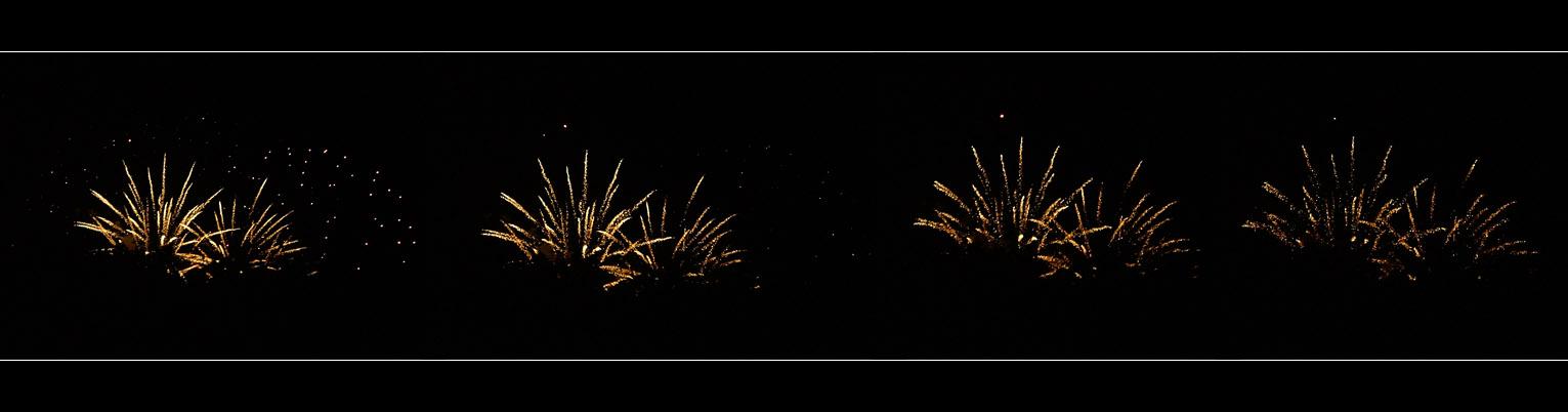 - Fireworks -