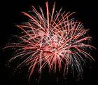 Fireworks at Stuttgart
