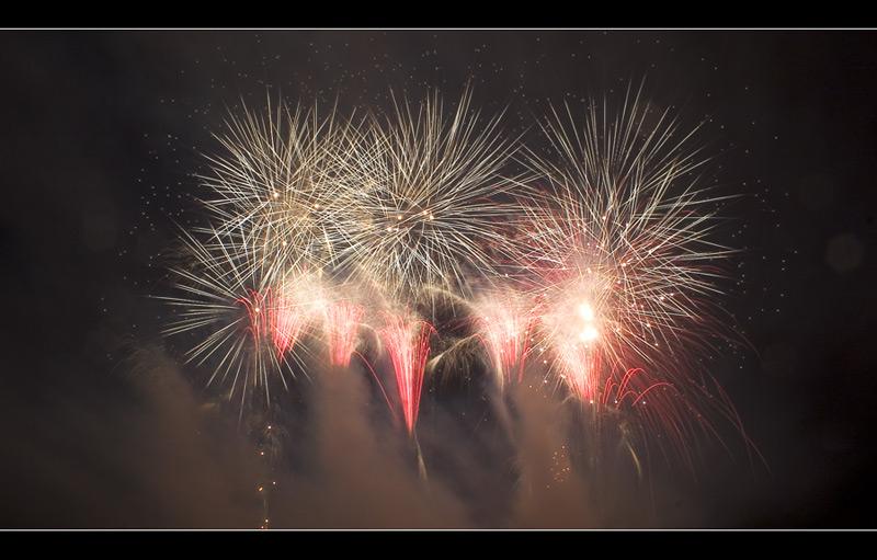 Fireworks....