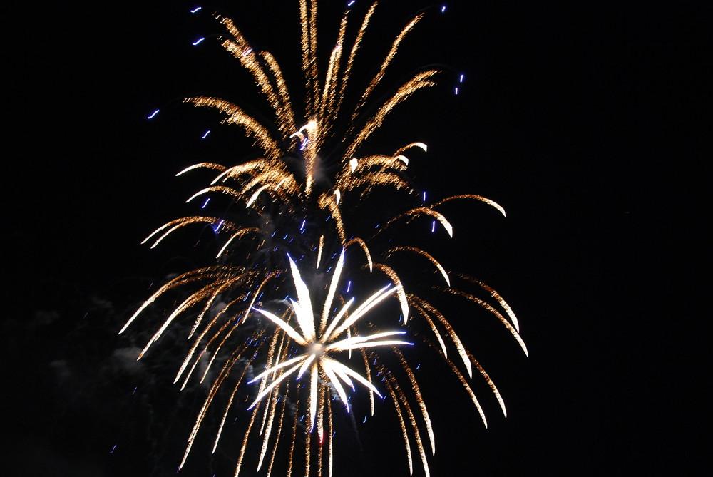 Fireworks Dortmund