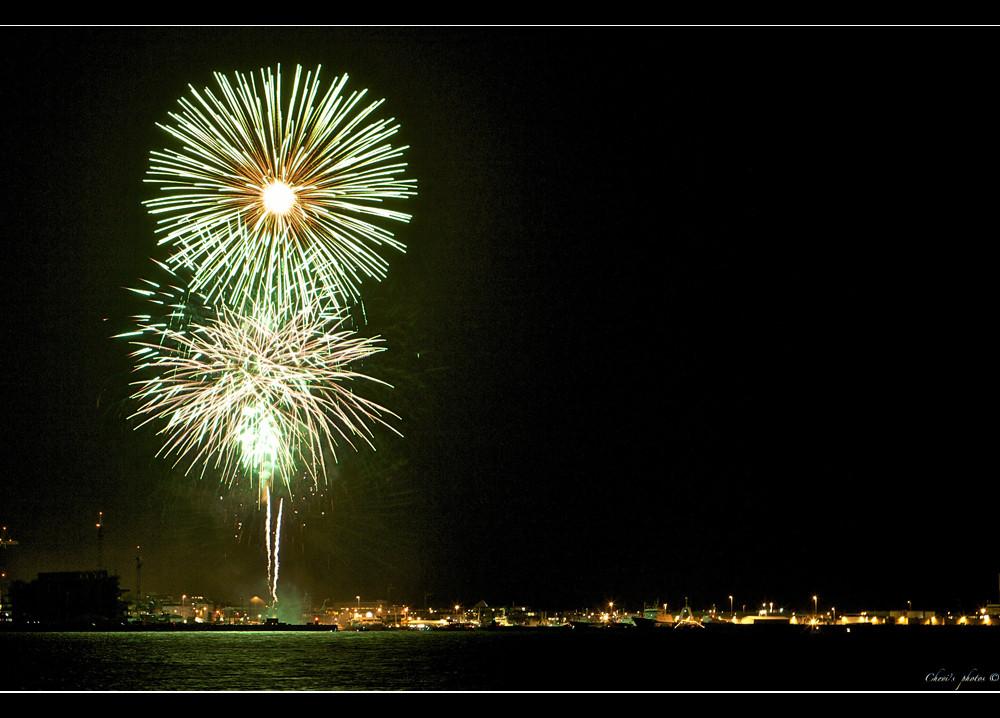 Fireworks-II Reykjavik 2009