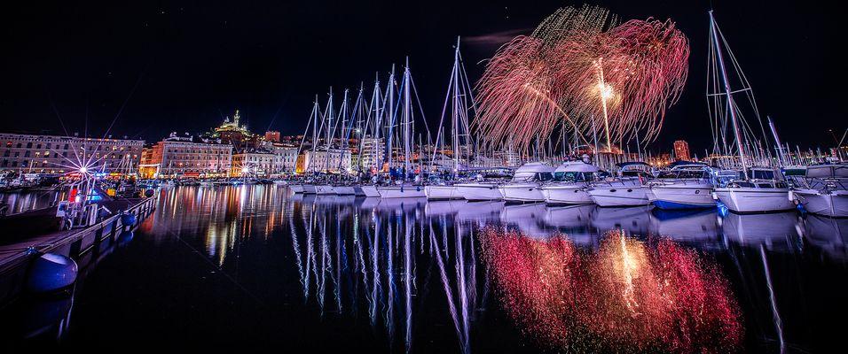 Fireworks Marseille 1