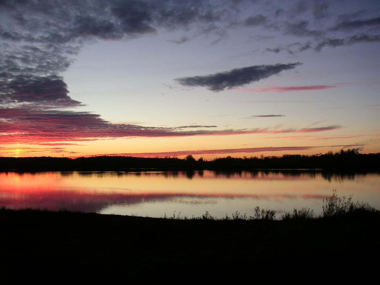 Firey Lake