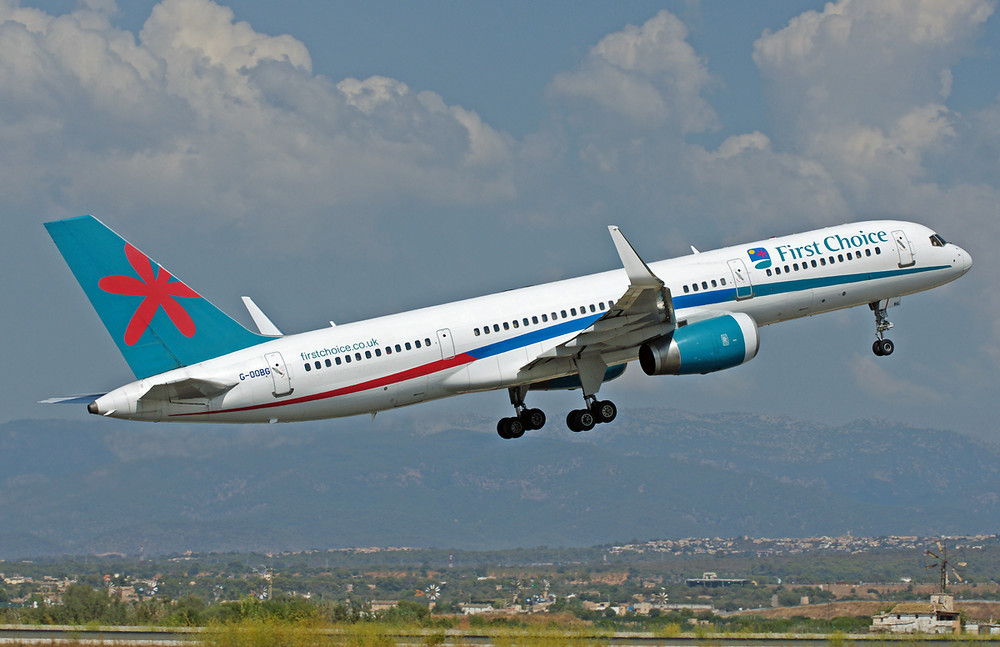 First Choice Boeing 757-236