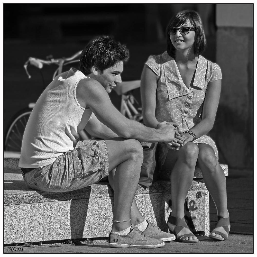 ... first date ... / ... premier rendez-vous ...