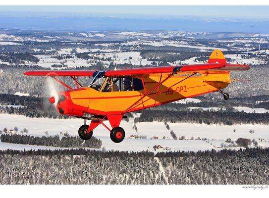first flight in 2010