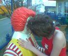 First kiss =)