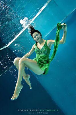 First Underwater shooting