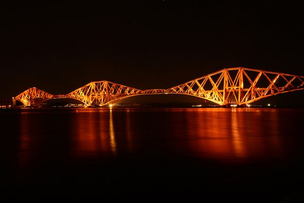 [ Firth of Forth@Night ]
