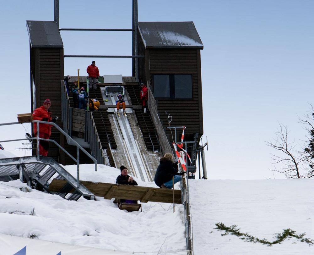 FIS Continental Cup Skispringen Braunlage 03.01.2009