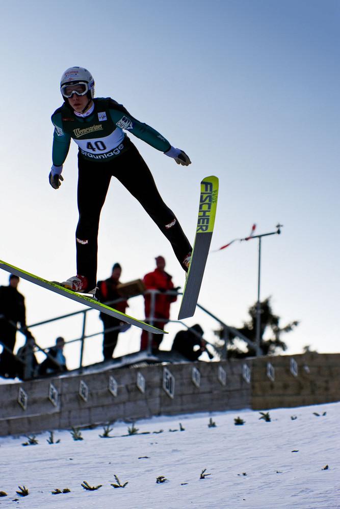 FIS Continental Cup Skispringen Braunlage 03.01.2009_II