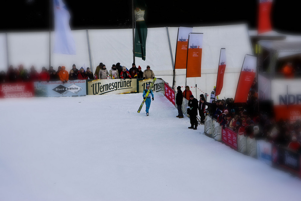 FIS Continental Cup Skispringen Braunlage 03.01.2009_IV