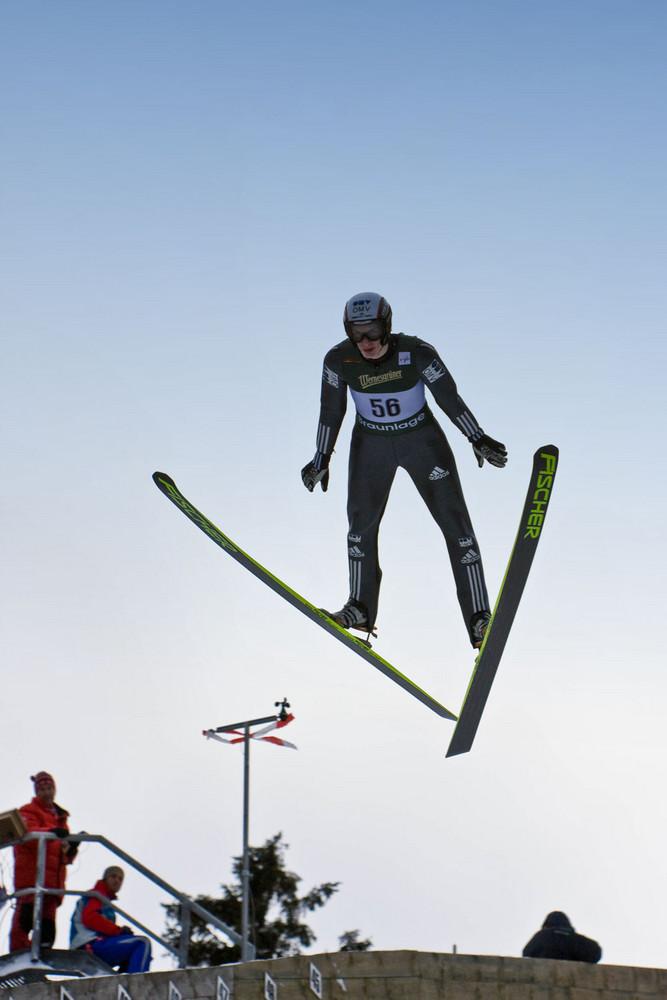 FIS Continental Cup Skispringen Braunlage 03.01.2009_IX