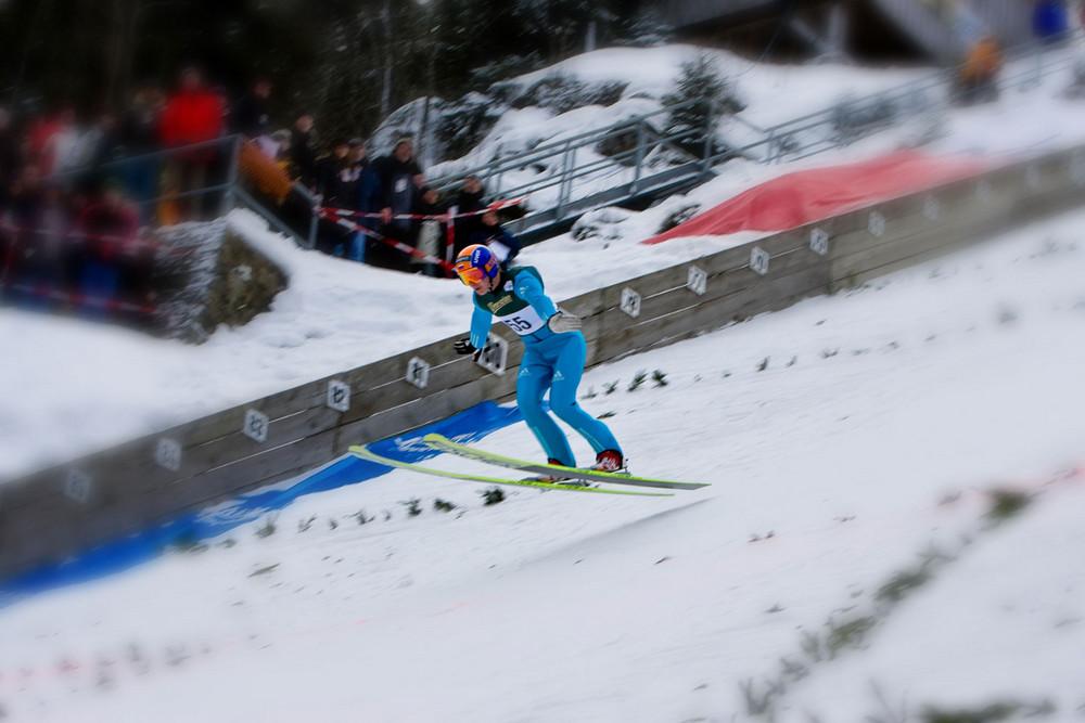 FIS Continental Cup Skispringen Braunlage 03.01.2009_VIII