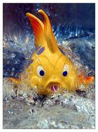 ...Fisch in der Spüle...