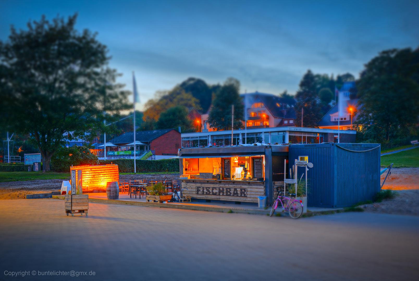 Fischbar in Kiel