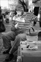 Fische verkaufen (lebend)
