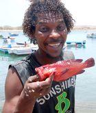 Fischer auf Cabo Verde