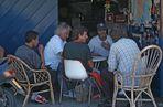 Fischer auf Mallorca - Feierabend