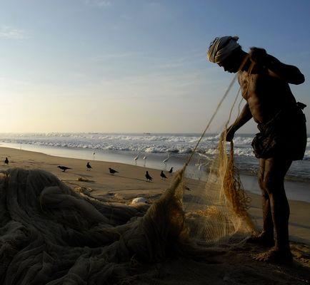 Fischer aus Kerala