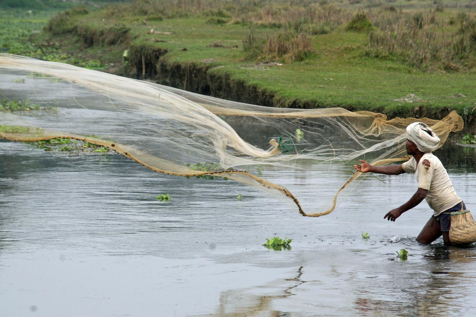 fischer in nepal