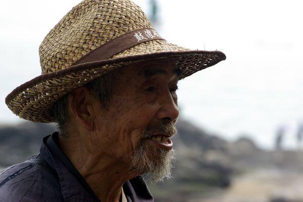 Fischer in Xiamen