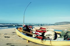 Fischerboot Seebad Insel Hiddensee