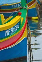 Fischerboote in Marsaxlokk