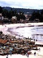 Fischerdorf bei Elmina